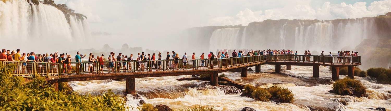 Opplev Iguazu-fallene i Argentina