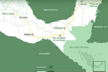 Gruppereise til Mexico med Latin Reiser