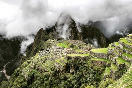 Opplev Machu Picchu i Peru
