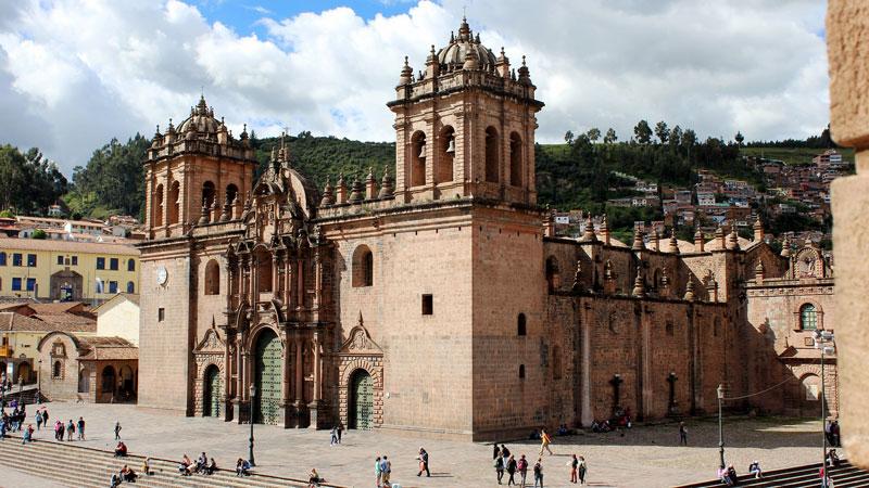 Katedral i Cusco, Peru