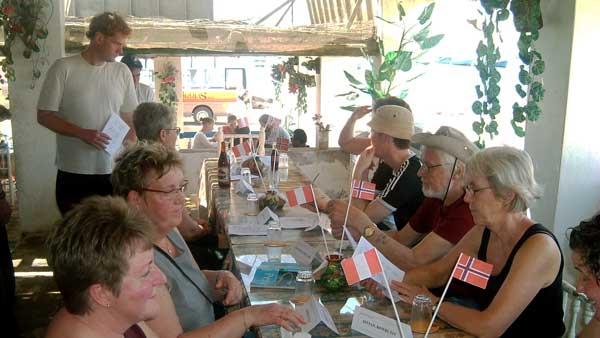 Latin Reiser i Peru tilbake i 2004